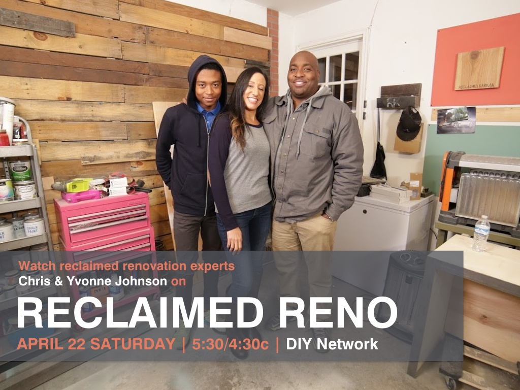 RECLAIMED RENO FLYER